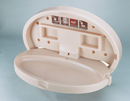 Plastic Baby Changing Station - Rotational Molding Services