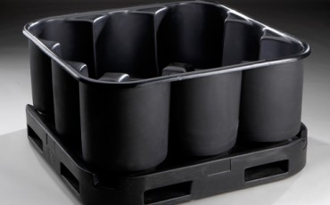 Plastic Bins and Pallets - Rotational Molding Services
