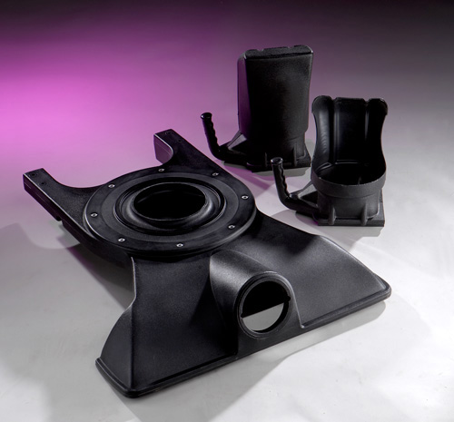 Lawn and Garden Equipment Housing | Rotational Molding Services