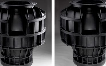 Rotational Molding for Plastic Tanks